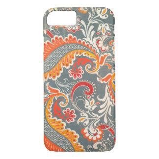 caso floral del caso del iPhone 7 Funda iPhone 7