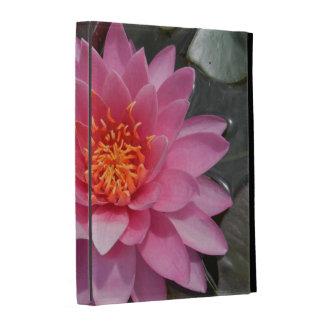 Caso floral del iPad