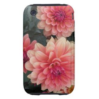 Caso floral del iPhone 3/3GS de Tough™ de la casam Tough iPhone 3 Carcasas