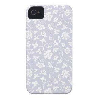 Caso floral del iPhone 4/4S del damasco de la Funda Para iPhone 4 De Case-Mate
