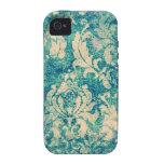 Caso floral del iPhone 4/4S del vintage iPhone 4/4S Carcasas