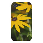 Caso floral del iPhone 4 iPhone 4 Protector