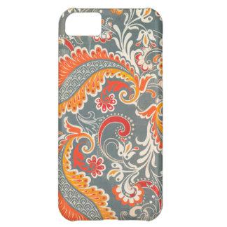 Caso floral del iPhone 5 de la casamata