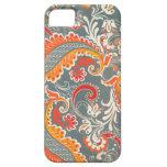 Caso floral del iPhone 5 de la casamata iPhone 5 Protector