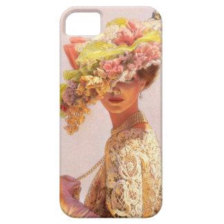 Caso floral del iPhone 5 de la señora de la moda d iPhone 5 Coberturas