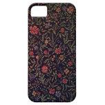 Caso floral del iPhone 5 del vintage elegante iPhone 5 Carcasa