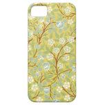Caso floral del iPhone 5 del vintage iPhone 5 Case-Mate Funda