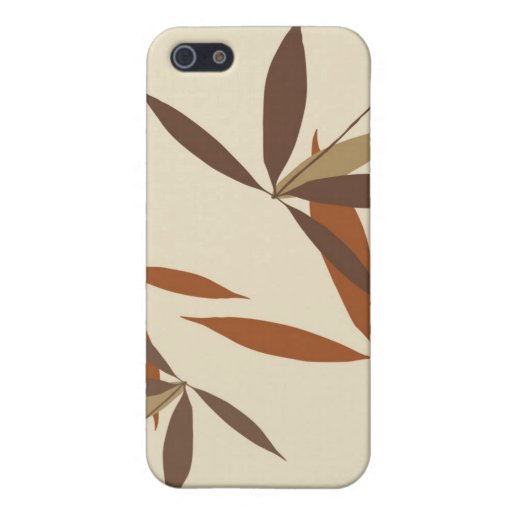 Caso floral del iPhone 5 iPhone 5 Protector