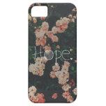 Caso floral del iPhone 5s de la esperanza iPhone 5 Cobertura