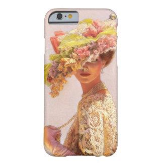 Caso floral del iPhone 6 de la señora de la moda