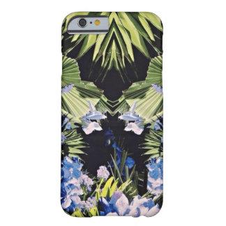 Caso floral del iPhone 6 del estilo de Givenchy de