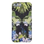 Caso floral del iPhone 6 del estilo de la moda Funda De iPhone 6 Barely There