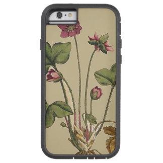 Caso floral del iPhone 6 del jardín botánico de la Funda De iPhone 6 Tough Xtreme