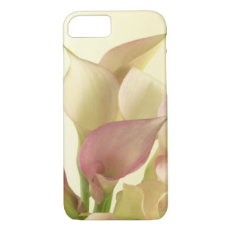 Caso floral del iPhone 7 de Lilly de la cala Funda iPhone 7