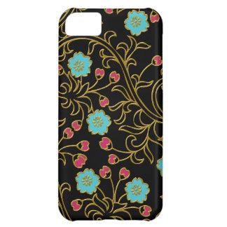 Caso floral elegante de Iphone 5