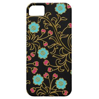 Caso floral elegante del iPhone 5/5S iPhone 5 Carcasas