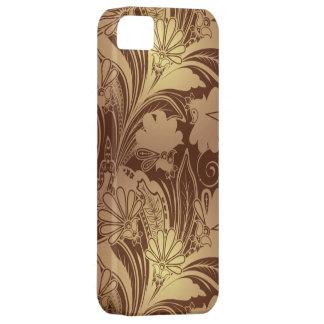 Caso floral elegante del iPhone 5 de Patern iPhone 5 Case-Mate Funda