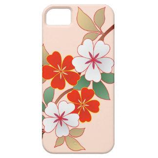 Caso floral elegante del iPhone 5 iPhone 5 Case-Mate Carcasas