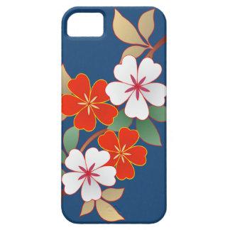 Caso floral elegante del iPhone 5 iPhone 5 Cárcasa