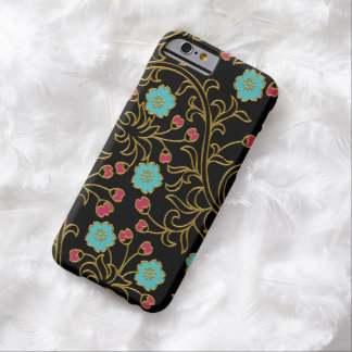 Caso floral elegante del iPhone 6 Funda De iPhone 6 Barely There
