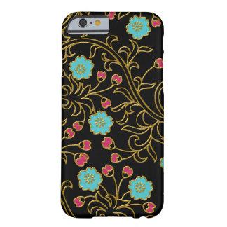 Caso floral elegante del iPhone 6 Funda De iPhone 6 Slim