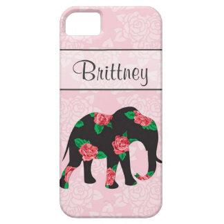 Caso floral elegante lamentable de Iphone 5 del Funda Para iPhone 5 Barely There
