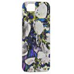 Caso floral fantástico artsy del iPhone 5 del dise iPhone 5 Funda