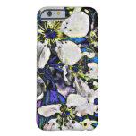 Caso floral fantástico artsy del iPhone 6 del