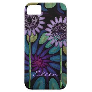 Caso floral fresco del iPhone 5 iPhone 5 Carcasas