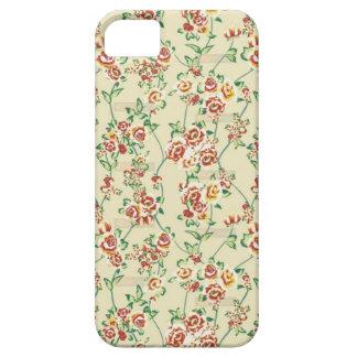 Caso floral funda para iPhone SE/5/5s
