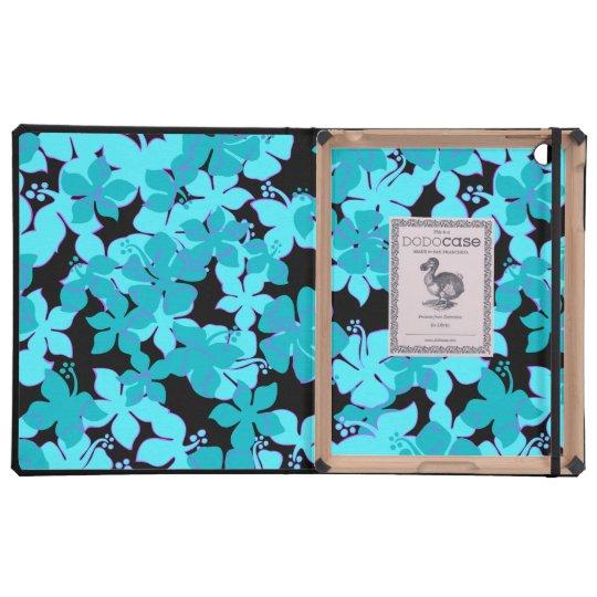 Caso floral hawaiano del iPad de Hanalei DODOcase