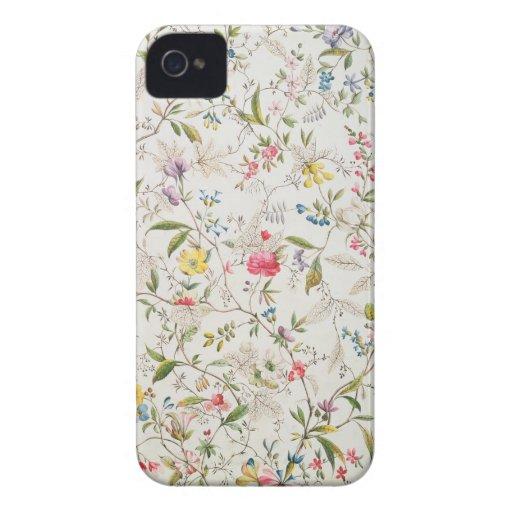 Caso floral iPhone4 Carcasa Para iPhone 4 De Case-Mate