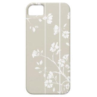 Caso floral japonés del iPhone 5 iPhone 5 Cobertura
