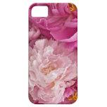 Caso florido del iphone del peony iPhone 5 cobertura