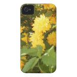 caso florido del iphone iPhone 4 cárcasa