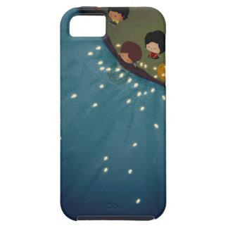 Caso flotante del iphone iPhone 5 Case-Mate funda