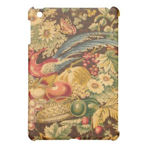 Caso francés del iPad de la mota del pájaro del pa