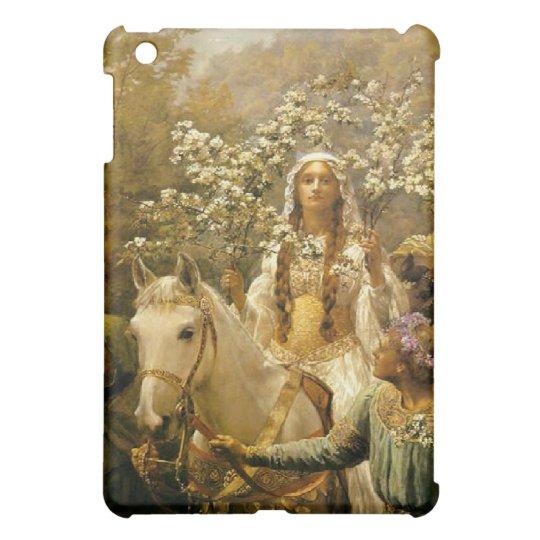 Caso francés del iPad de señora Horse Speck del pa