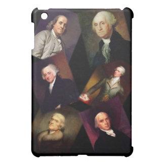 Caso Franklin Jefferson del iPad de los fundadores