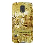 Caso fresco de encargo de Samsung S5 de la mirada  Fundas Para Galaxy S5