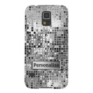 Caso fresco de encargo de Samsung S5 de la mirada  Funda De Galaxy S5