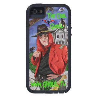 Caso fresco de IPhone 5s del espíritu necrófago iPhone 5 Case-Mate Cárcasas