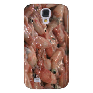 Caso fresco del iPhone 3G/3GS del calamar Funda Para Galaxy S4