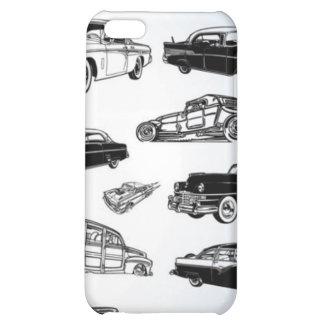 Caso fresco del iPhone 4/4S de los coches
