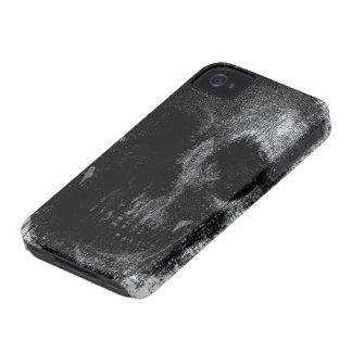 Caso fresco del iPhone 4 de la caja del cráneo Case-Mate iPhone 4 Funda