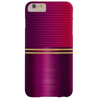 Caso fresco del iPhone 6 de las texturas Funda Barely There iPhone 6 Plus