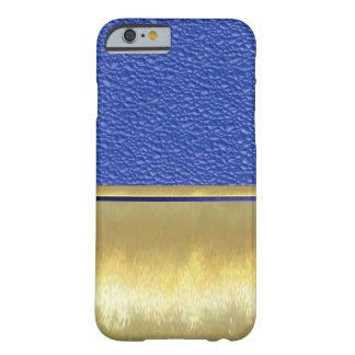 Caso fresco del iPhone 6 del diseño del oro de las Funda Para iPhone 6 Barely There