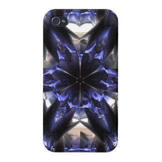 Caso fresco del iPhone de la estrella 1 iPhone 4 Carcasa