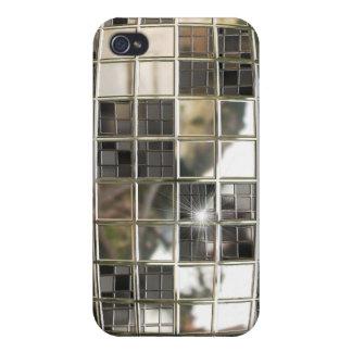 Caso fresco del iPhone de la mirada del disco iPhone 4/4S Carcasas