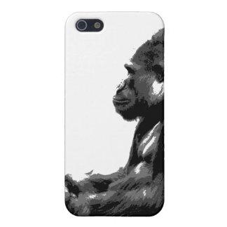 caso fresco del iphone del gorila iPhone 5 fundas